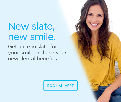 Fort Collins Modern Dentistry - New Year, New Dental Benefits